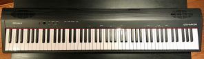 Clavier à registre complet