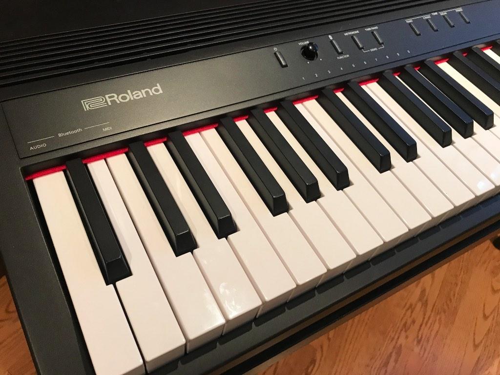 Le GO:PIANO 88 et le Bluetooth