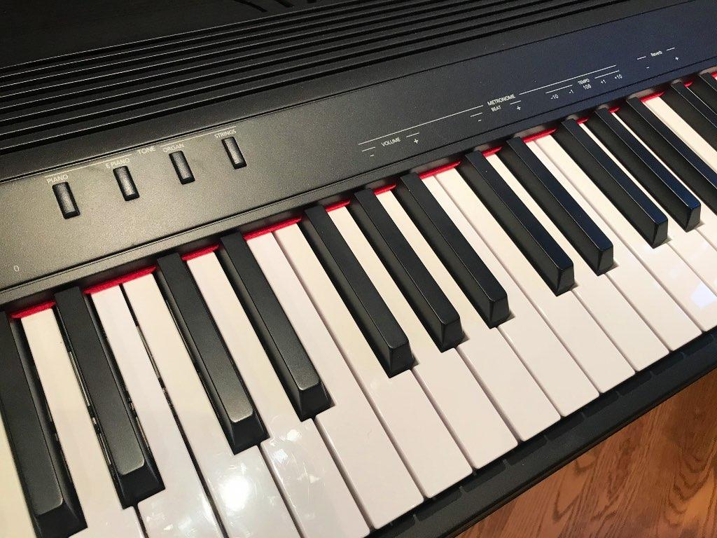 Le GO:PIANO 88 présente 4 sons de base
