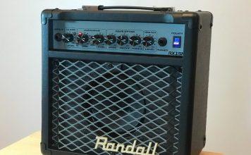 Amplificateur RX15MBC de Randall