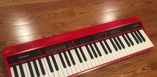 Clavier Roland de 61 touches