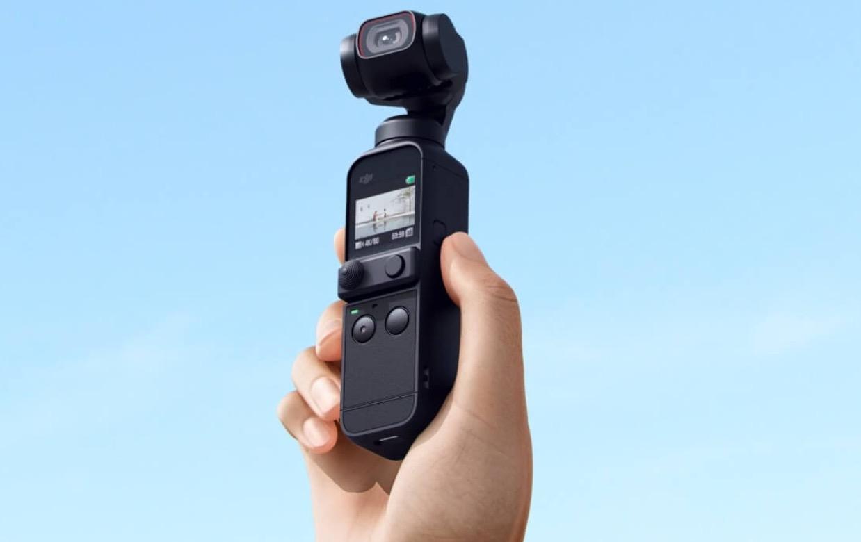 Caméra Pocket 2 de DJI