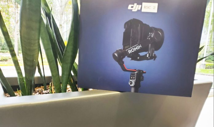 dji ronin rsc2 stabilizer feature image