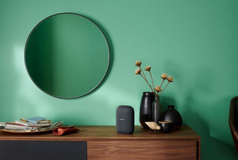 Haut-parleur intelligent Google Nest Audio