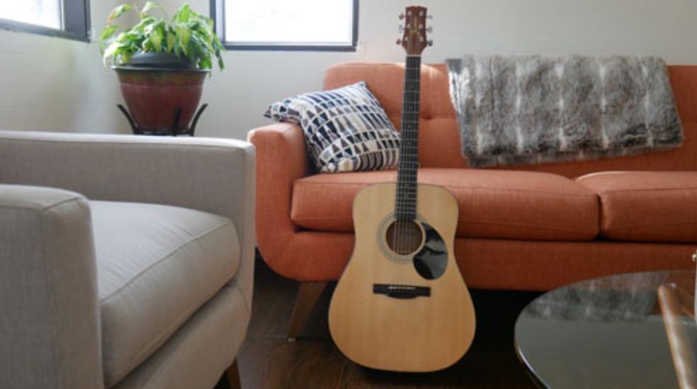 Guitare acoustique Dreadnought S35 de Jasmine