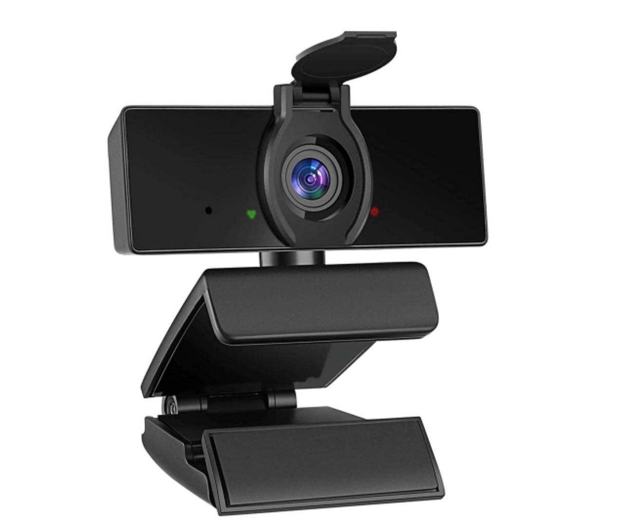 Certaines caméras Web disposent de couvercles de sécurité intégrés.