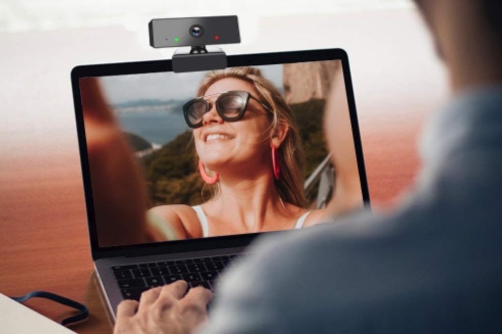 Webcam sur ordianteur portable