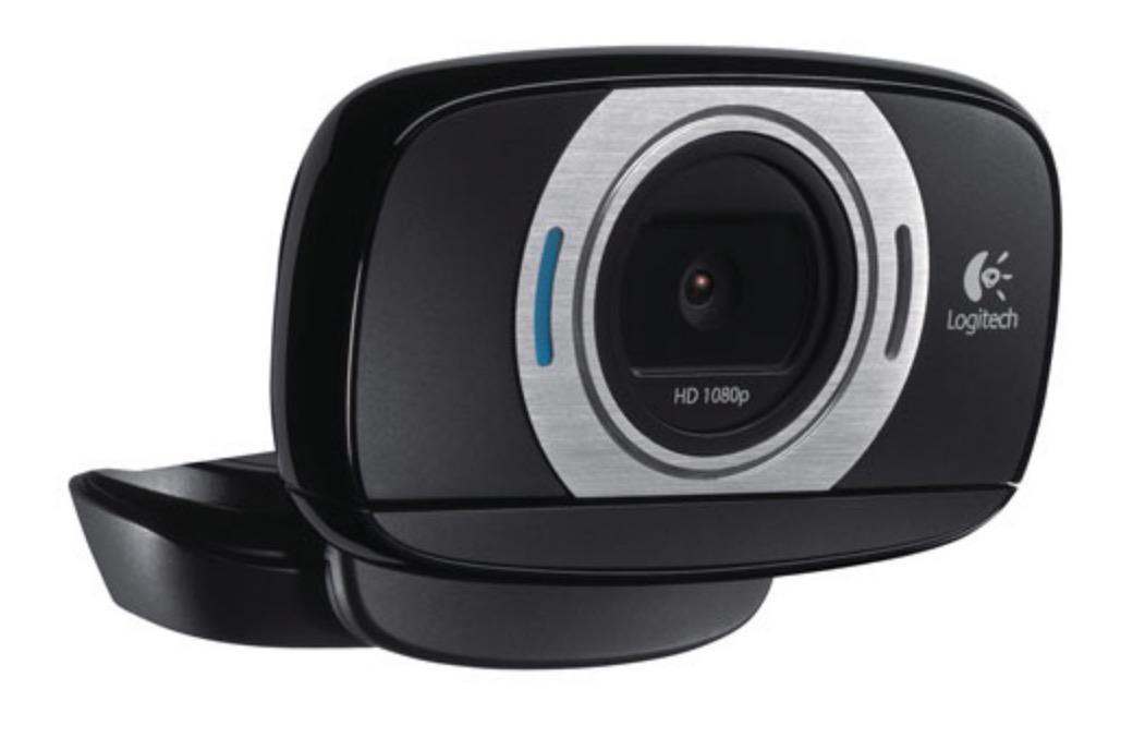 Petite caméra Web 1080p