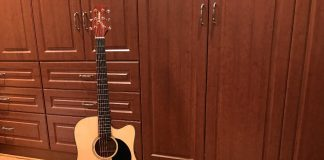 Guitare acoustique Jasmine JD36-CE
