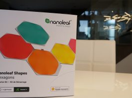 Image of Nanoleaf Box