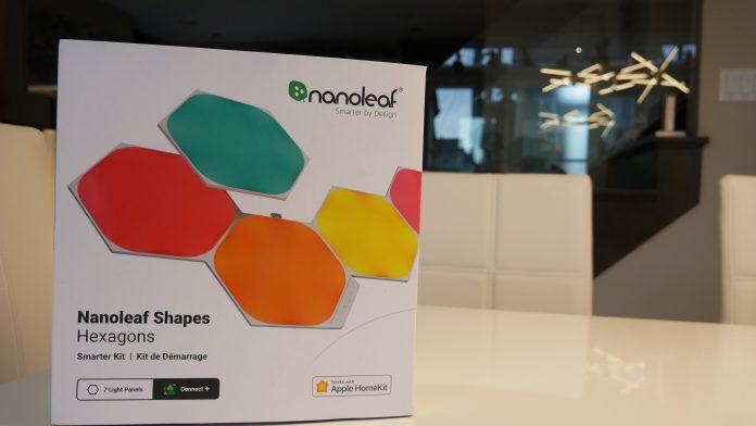 Image of Nanoleaf Box