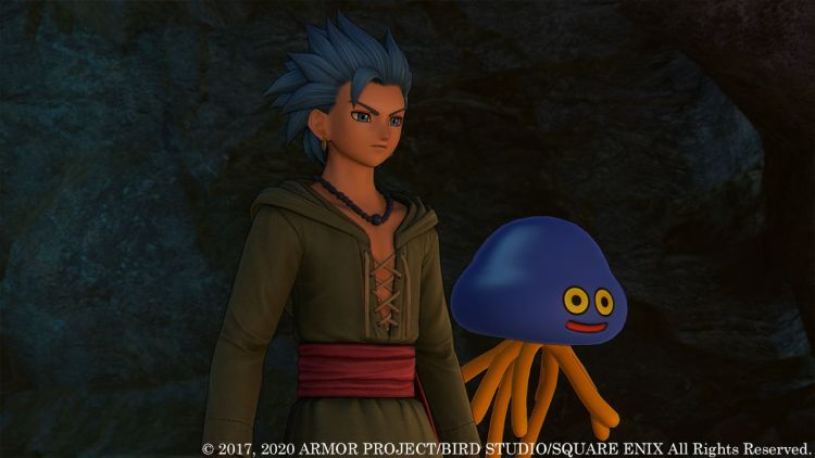 Dragon Quest XI S: Echoes of an Elusive Age édition Definitive