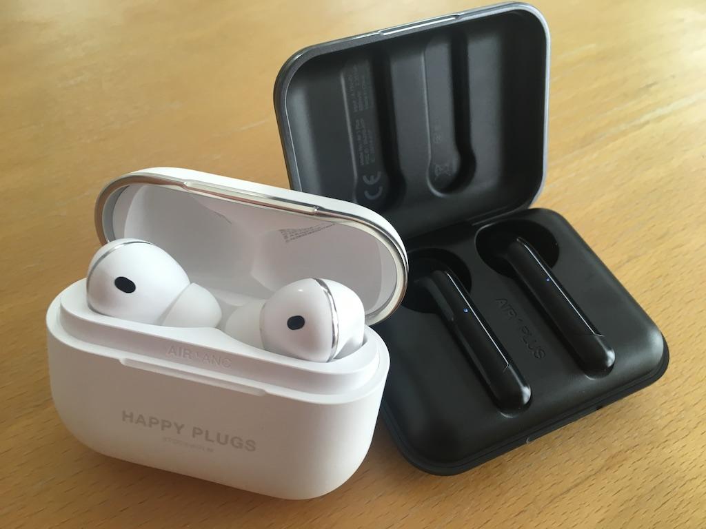 Écouteurs 100% sans fil Air 1 de Happy Plugs