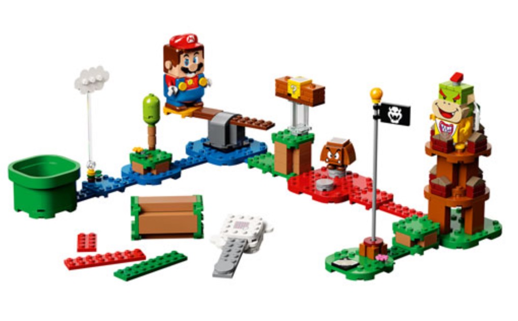 Ensemble de départ LEGO Super Mario
