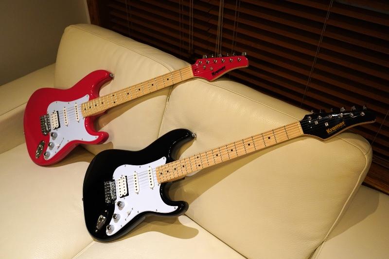 Guitares de style traditionnel
