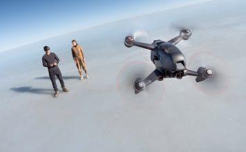 Image of DJI FPV Drone