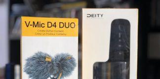 Microphones Deity