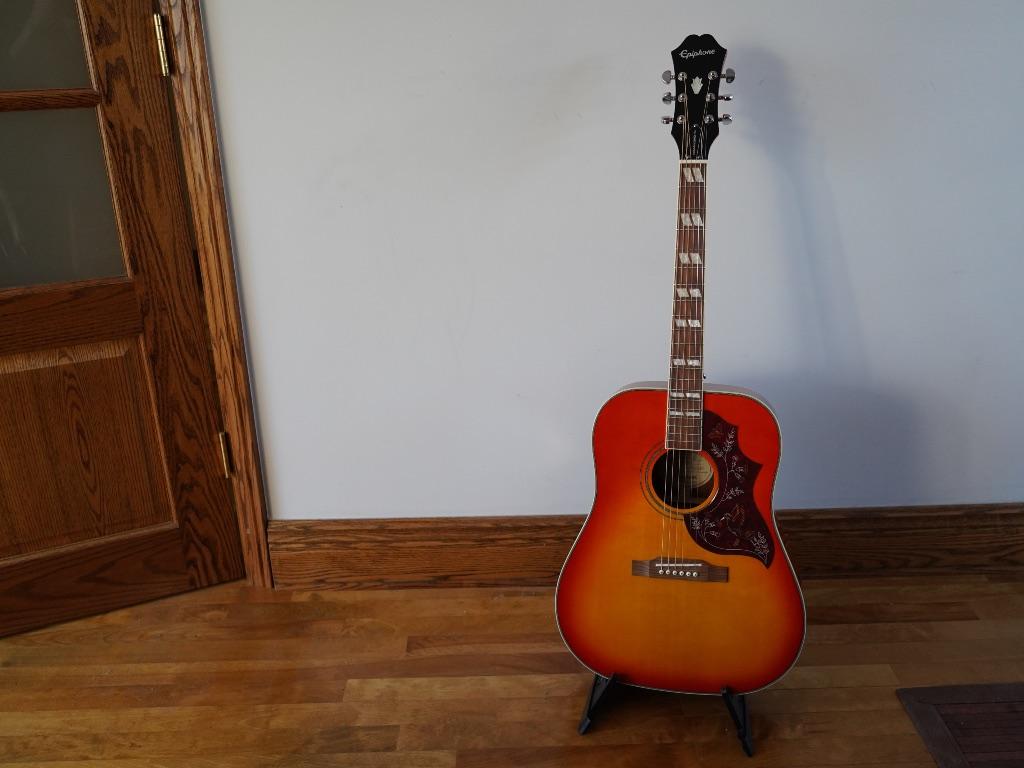 Guitare Acoustique Hummingbird