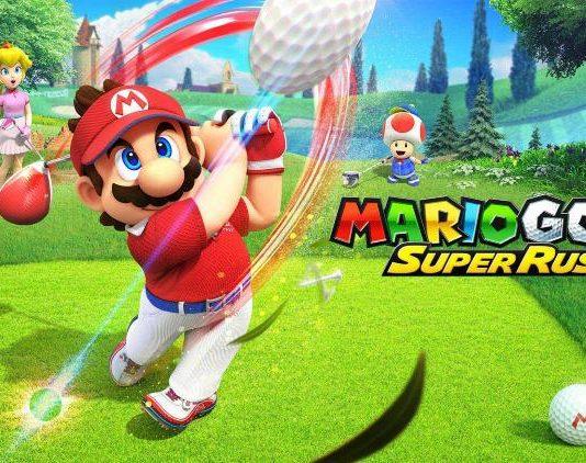 Mario Golf SuperRush