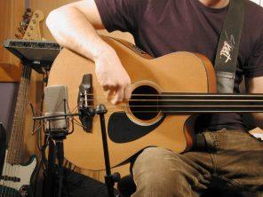 Enregistrement d'instruments acoustiques