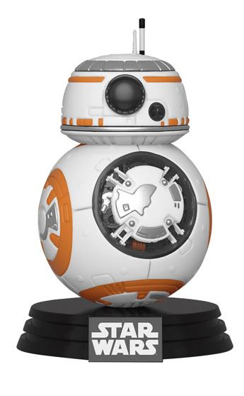 Image of BB8 Funko Pop