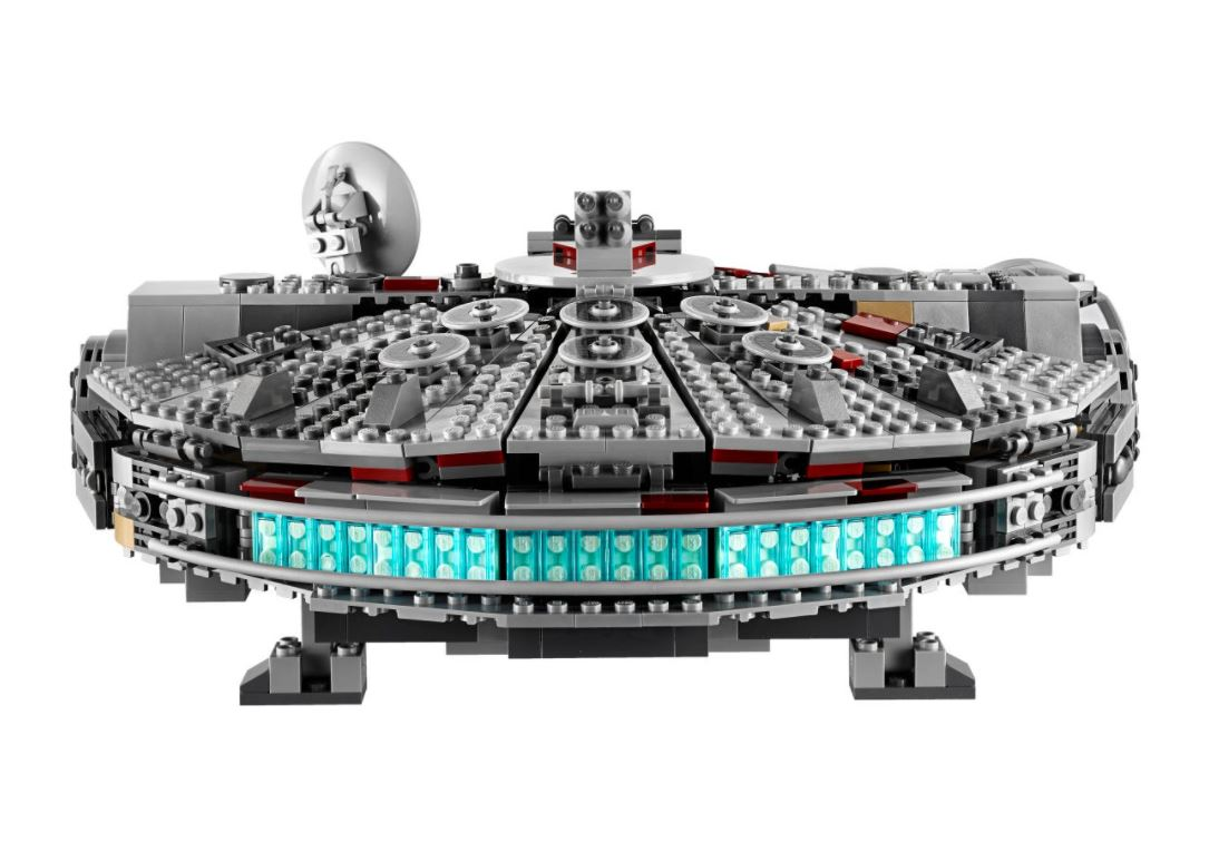 Image of LEGO Star Wars Faucon Millenium