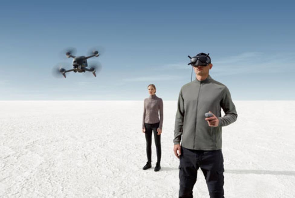 Drone FPV de SJI