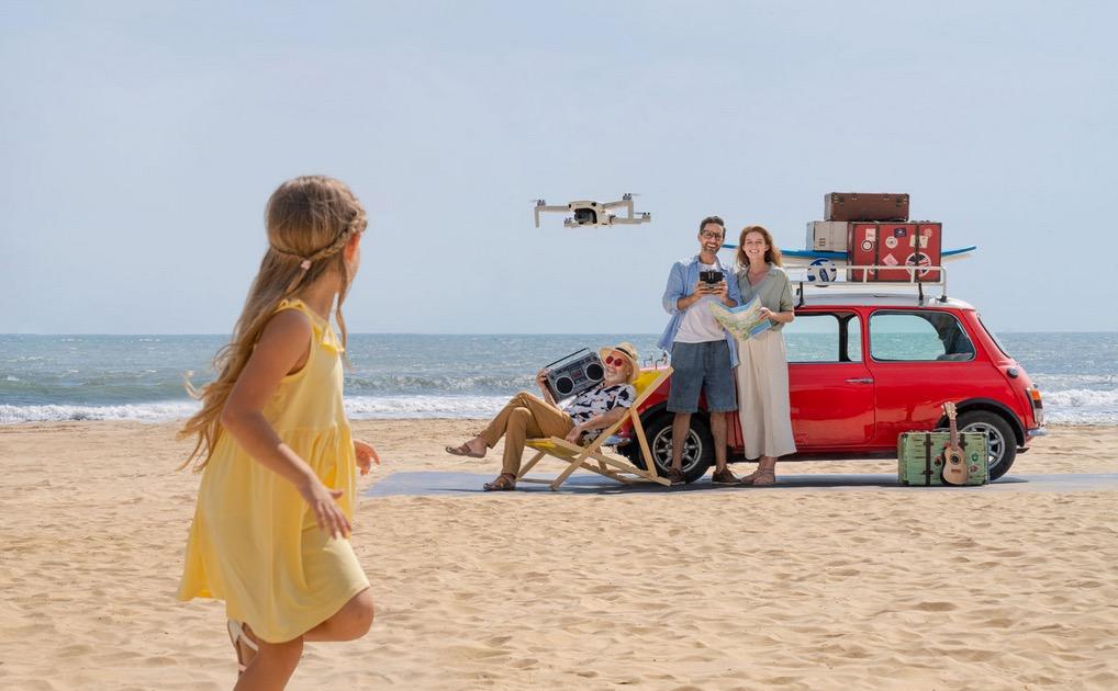 Drone Mini 2 de DJI