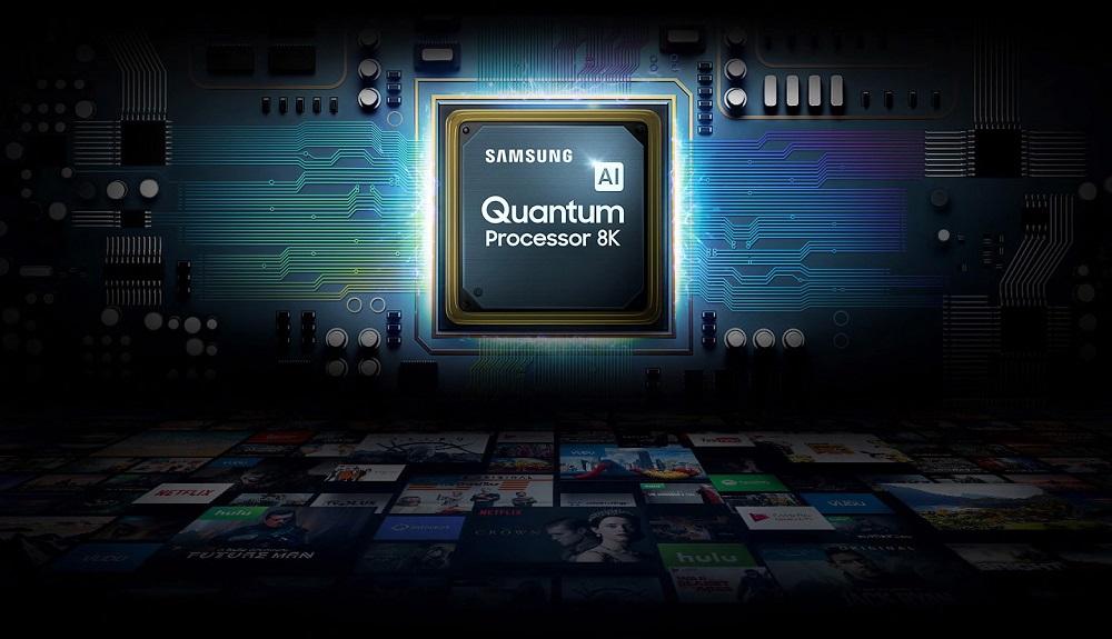 Samsung Quantum 8K