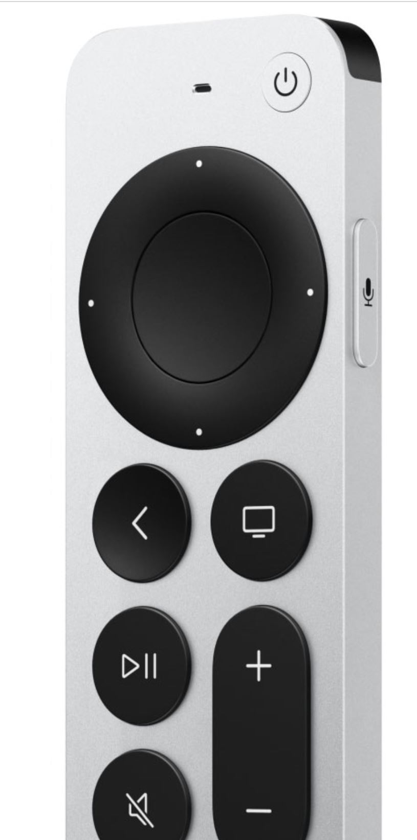 Image of Siri Remote for Apple TV 4K