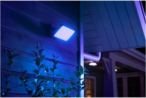 Un projecteur intelligent pour renforcer la sécurité