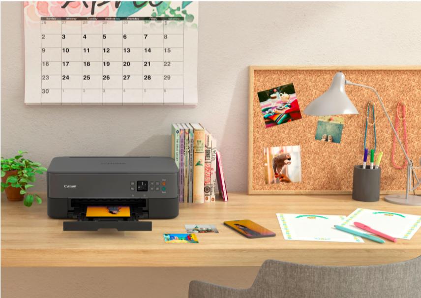 Imprimante photo à jet d'encre pour toute la famille