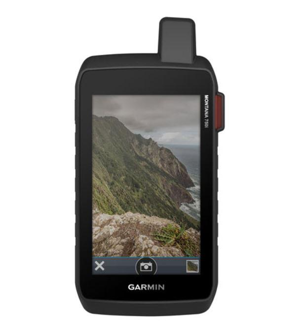 Image of Garmin Montana GPS System
