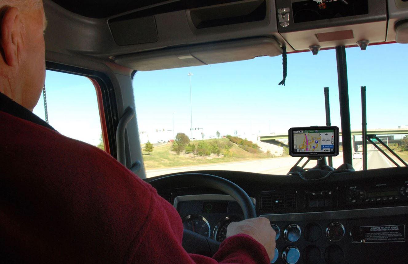 Garmin GPS Truck System