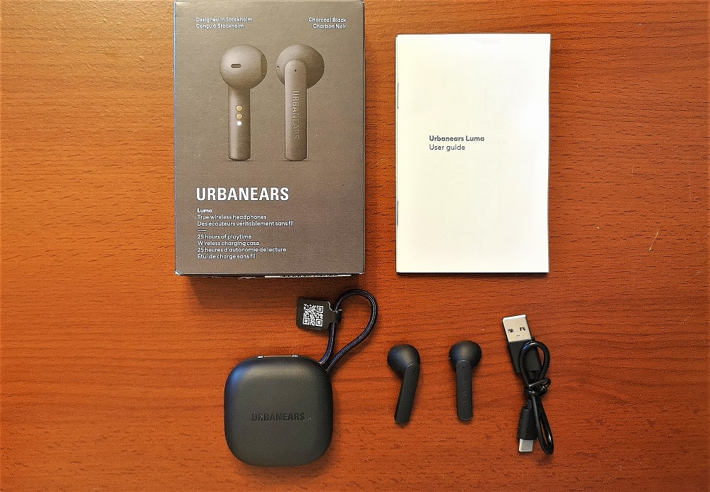 unboxing Urbaneers Luma