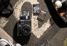 Nouvelle Instax Mini 40 de Fujifilm
