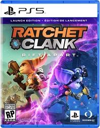 Ratchet Clank pochette
