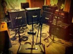 Enregistrement d'amplificateur