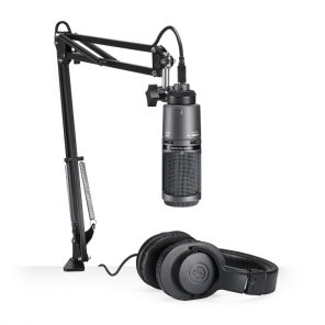 Microphone de baladodiffusion