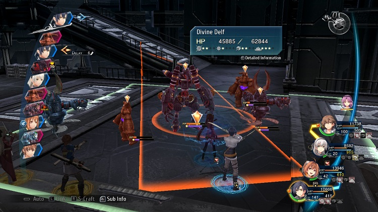 Trails of Cold Steel 4
