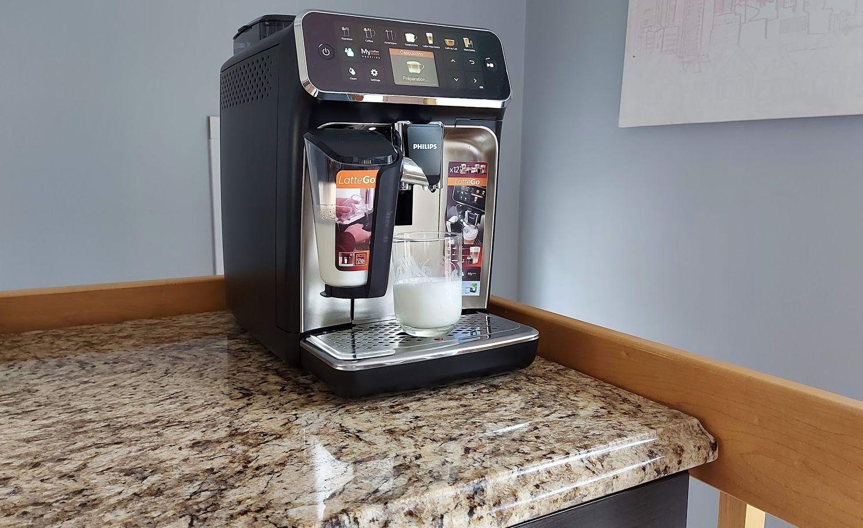 Machine à espresso Philips