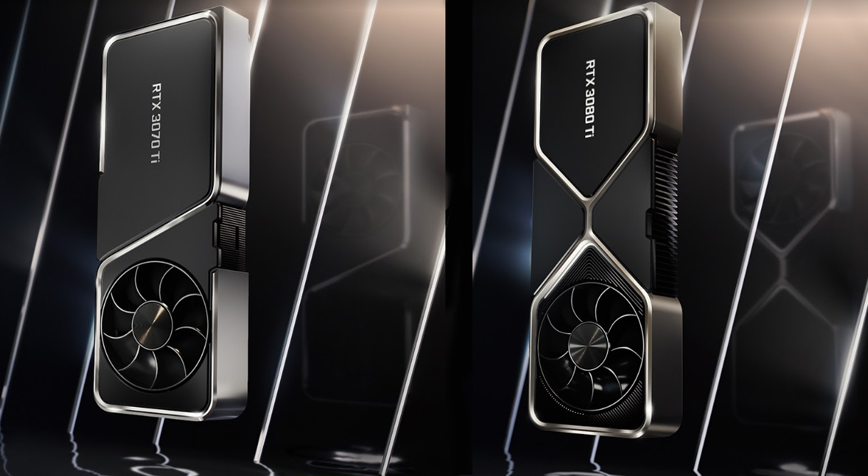 Nvidia new RTX 3080 and 3070 graphics cards
