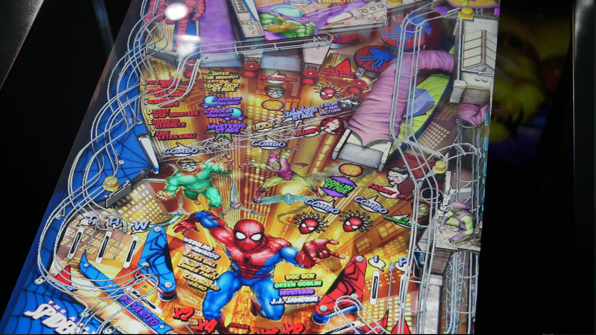 Image of Arcade1Up Pinball game