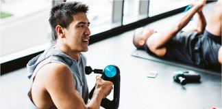 Appareil de massage pour les sportifs