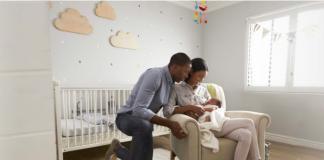 Une nouvelle chambre pour bébé