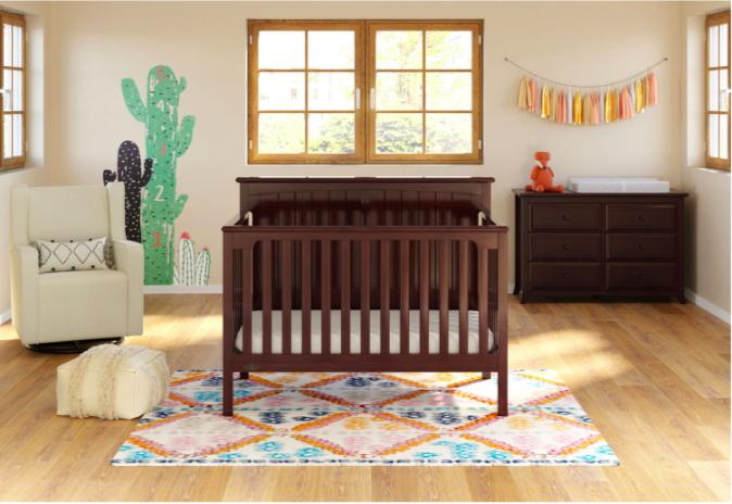 Des meubles assortis pour la chambre de bébé