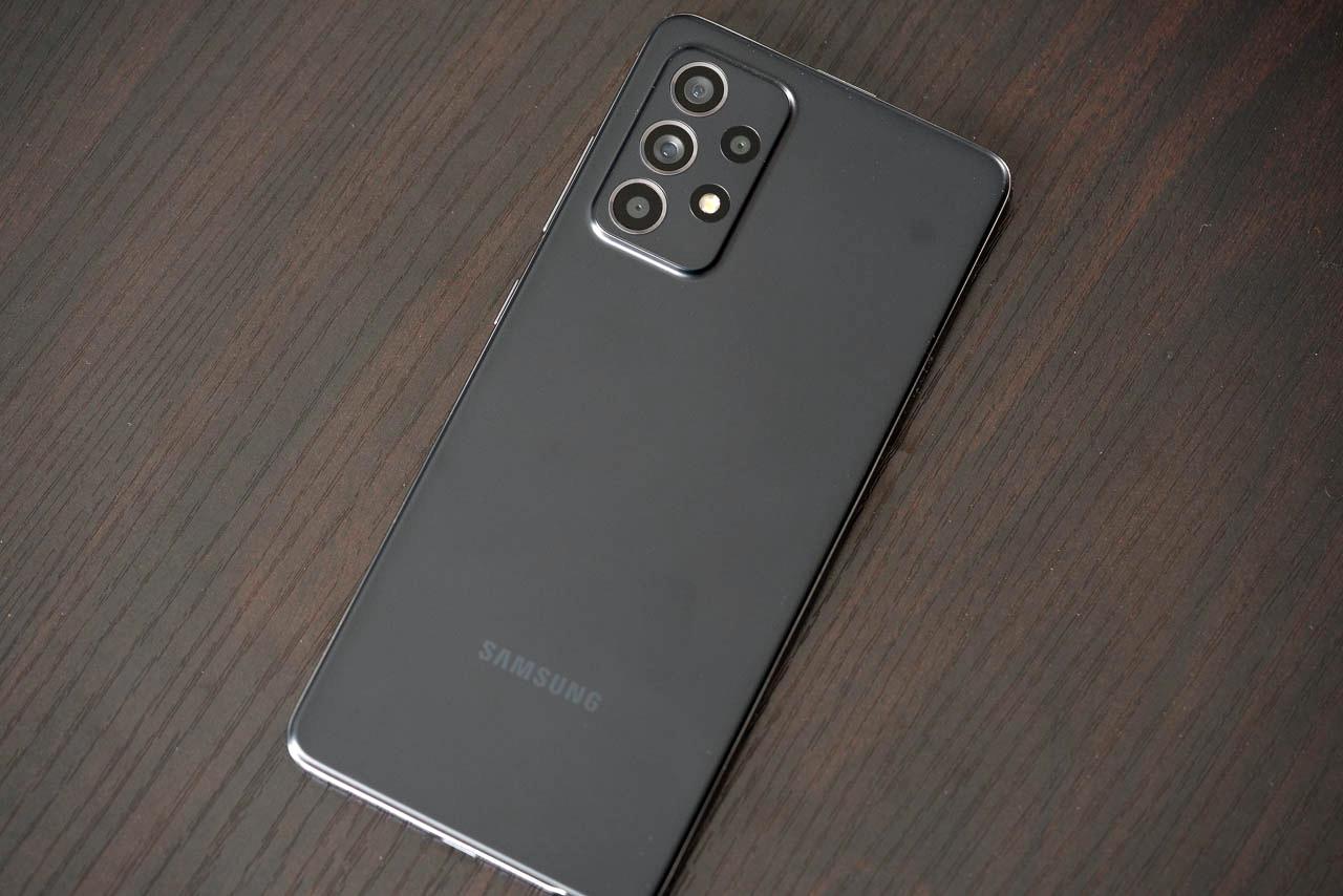 Galaxy Samsung A52