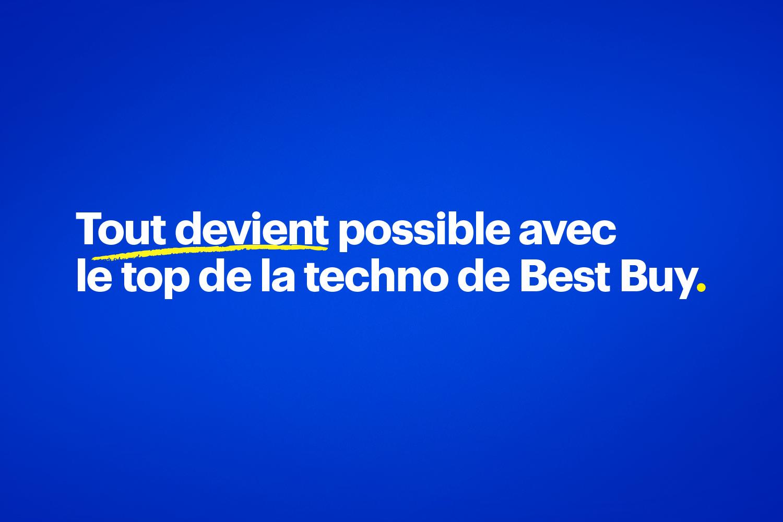 Best Buy Concour Bannière