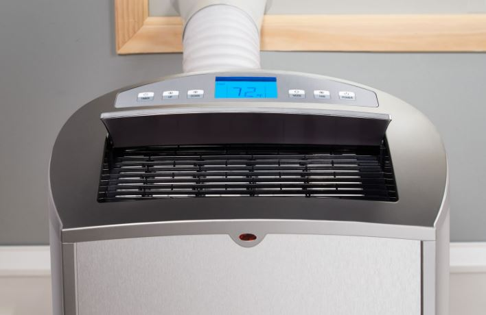 Écran climatiseur portatif
