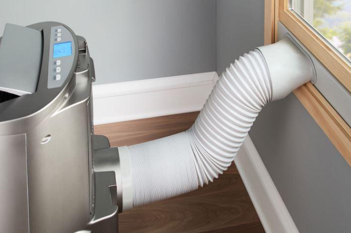 Tuyau climatiseur portatif